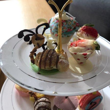 Bon Tea Room Cafe Edinburgh