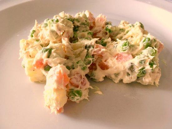 Vanzago, Italia: buonissima insalata alla russa