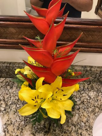 One of the Many Beautiful Flower Arrangements