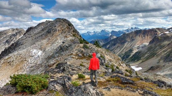 North Vancouver, Canada: Wilderness adventures in the backcountry near Whistler