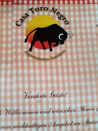 Casa Toronegro Steakhouse Dallgow Döberitz Restaurant