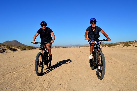 FuertEbike E-bike Tours