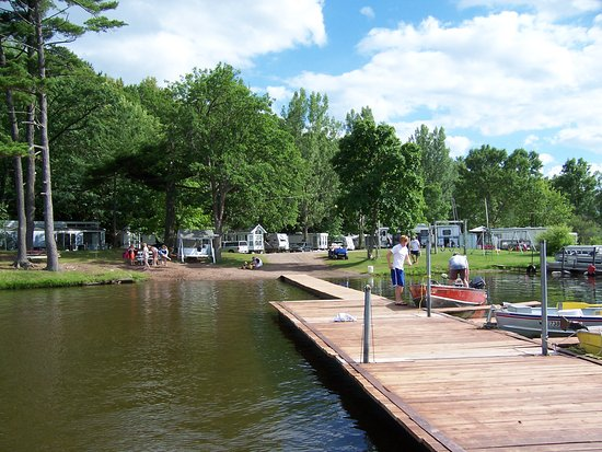 BIRCHWOOD BEACH RESORT AND CAMPGROUND - Reviews (Frederic