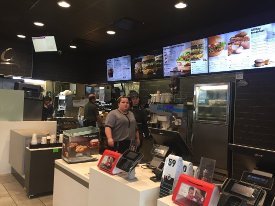 Muskogee, OK: The awesome workers at McDonalds!