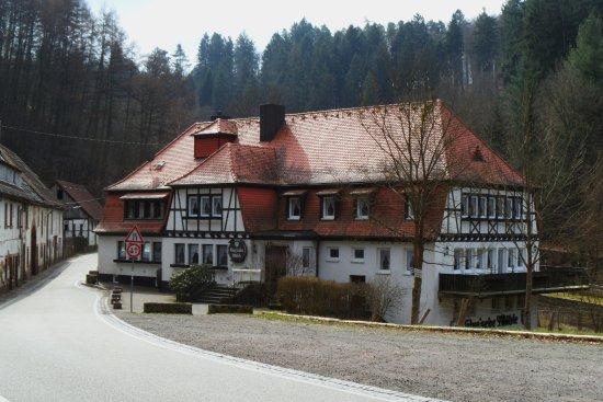 Eisenhüttenweg Trippstadt