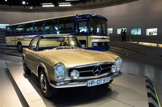 236db525b0 Mercedes-Benz Museum - Picture of Mercedes-Benz Museum