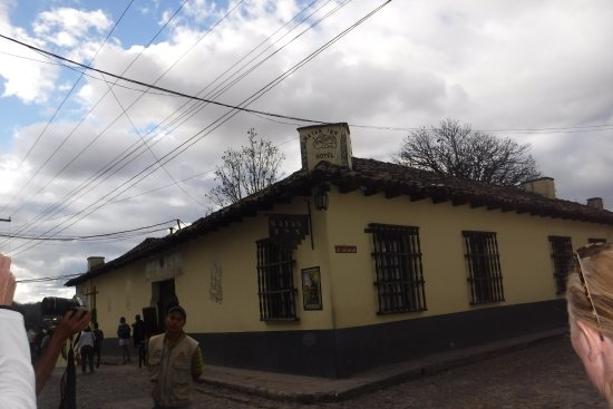 Hotel Museo Mayan Inn foto