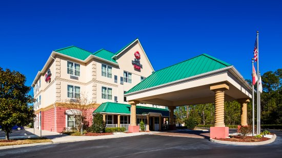 Best Western Plus First Coast Inn & Suites: Exterior