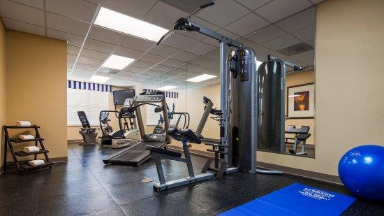 Best Western Plus First Coast Inn & Suites: 24 Hour Fitness Center