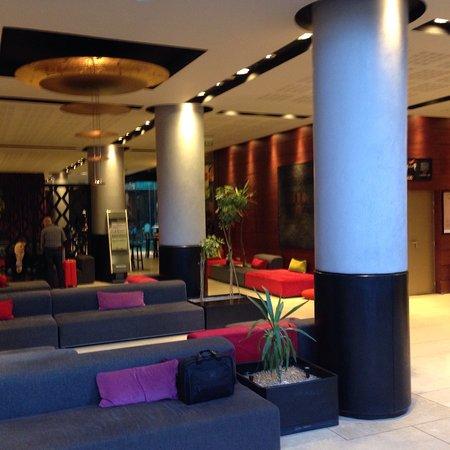 Novotel Casablanca City Center Hotel : photo0.jpg