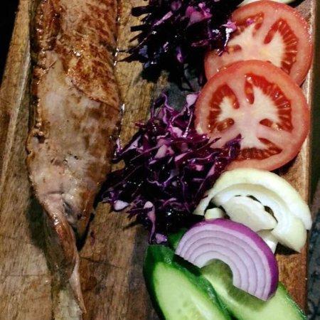 Gnjilane, Kosovo: Restauran cuco