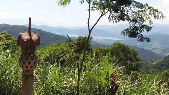 Estrada Real: Vista para Paraty