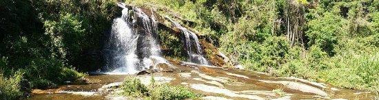 Estrada Real: Cachoeira ainda em SP