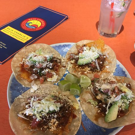 Baja Charlie's: Best tacos on the East coast