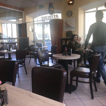 caf ottolina w rzburg restaurant bewertungen fotos tripadvisor. Black Bedroom Furniture Sets. Home Design Ideas