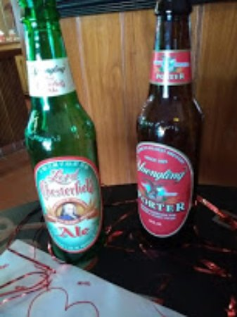 Beer Made in Yuengling Pottsville  PA Brewery - Picture of