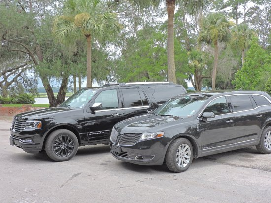 Bluffton, SC: SUV (1-7 Passengers) and Sedan (1-3 Passengers)