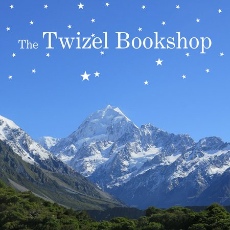 Twizel, Nowa Zelandia: The closest bookshop to Mt Cook