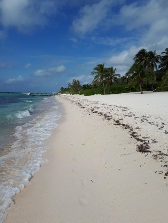 nice uncrowded beach - Picture of Spotts Beach, Grand Cayman