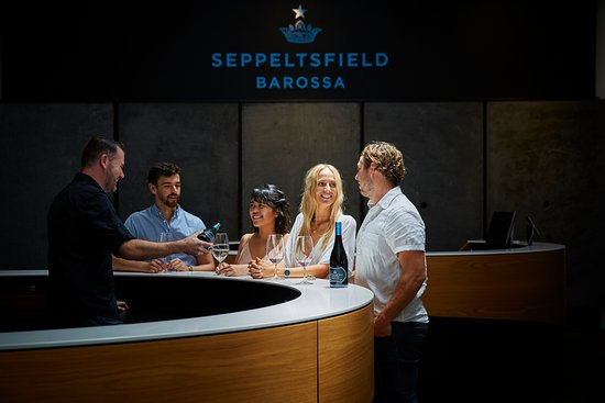 Seppeltsfield Cellar Door