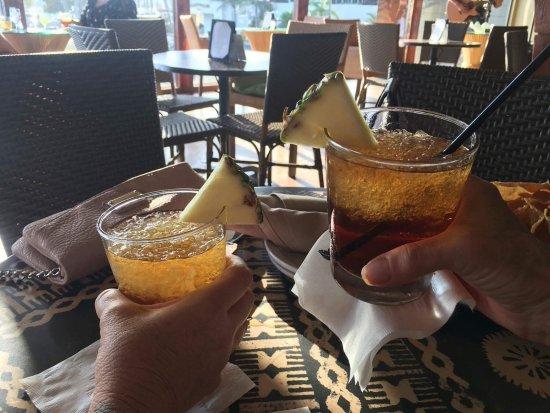 World Famous Bali Hai Mai Tai Great Choice Cheers Great Service