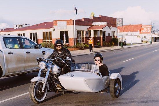 Sidecar Tours Tasmania