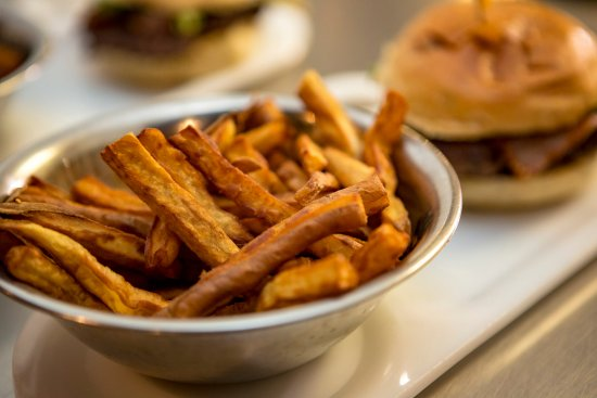 Nampa, ID: Homestyle is just one choice of fry cuts we offer.  Come try them all!