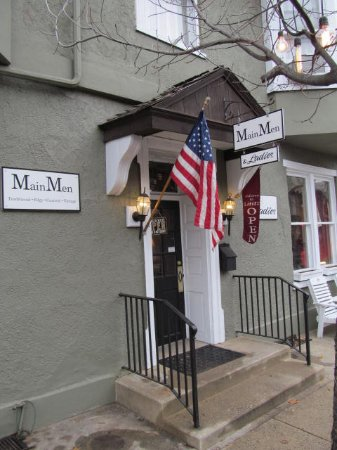 Lititz, Pennsylvanie : MainMen.... Traditional-Edgy-Current-Vintage