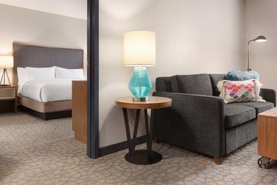 Foto De Hilton Garden Inn Boulder Boulder One Bedroom Suite Tripadvisor
