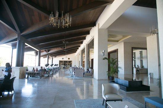 Cap Estate, Saint Lucia: Main lobby