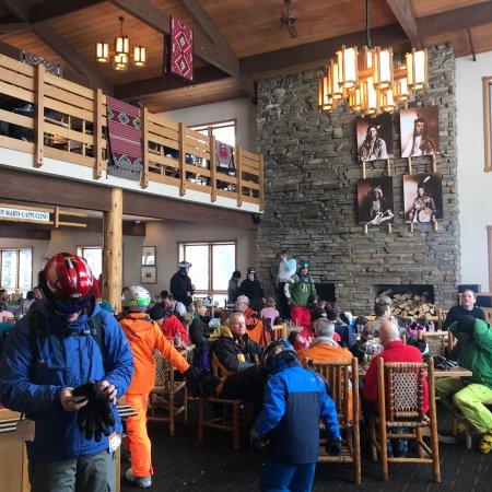 Casper Restaurant At Jackson Hole Mountain Resort Image
