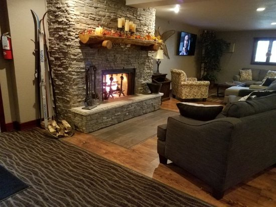 Rib Mountain Inn: Property amenity