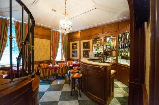 Hotel Kinsky Garden: Bar/Lounge