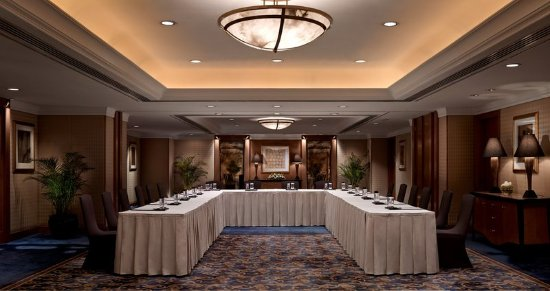 InterContinental Grand Stanford: Meeting room