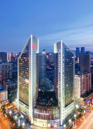 Sheraton Changsha Hotel: Exterior