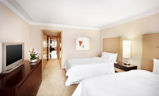 The Westin Chosun Seoul: Guest room