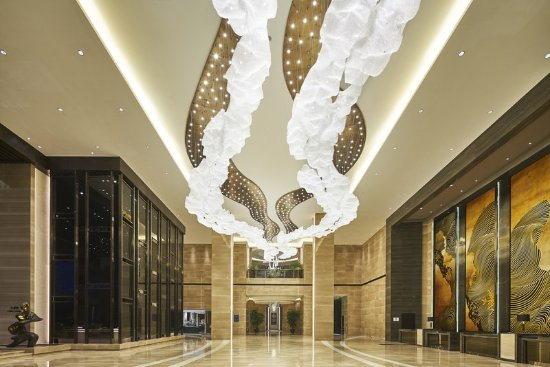 Chuzhou, China: Lobby