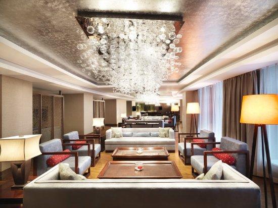 Bijie, الصين: Bar/Lounge