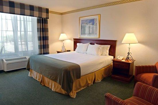 แคเล็กซิโก, แคลิฟอร์เนีย: Guest room