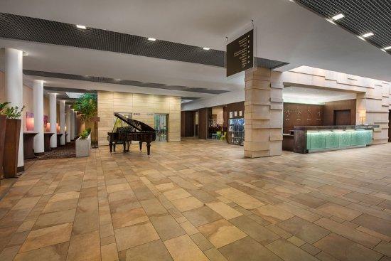 Holiday Inn Warsaw - Jozefow : Lobby