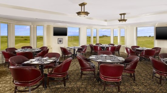 Turnberry, UK: Restaurant