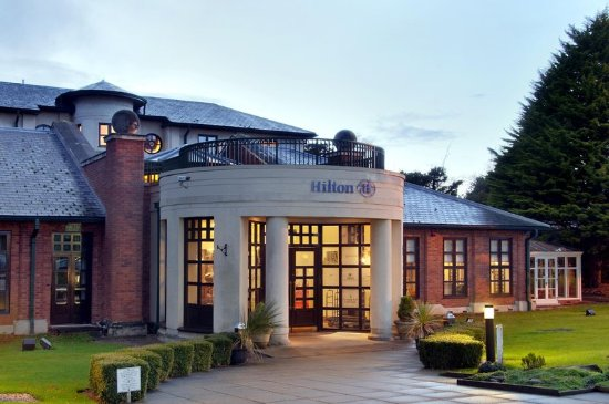Hilton Puckrup Hall, Tewkesbury
