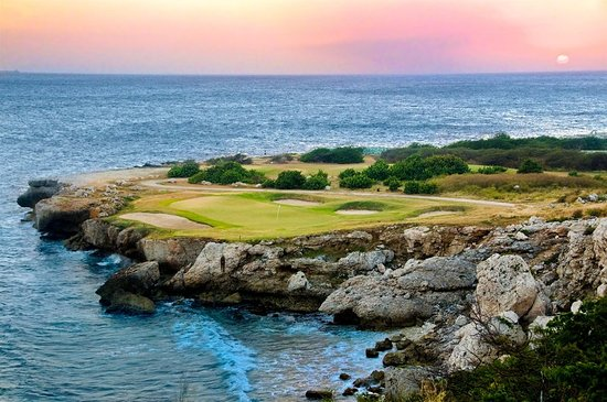 Hilton Curacao : Golf course