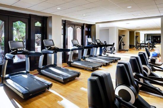 Sheraton Suites Fort Lauderdale at Cypress Creek: Health club