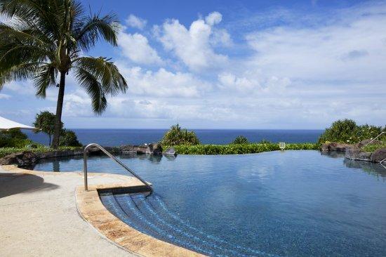 Westin Princeville Ocean Resort Villas: Pool