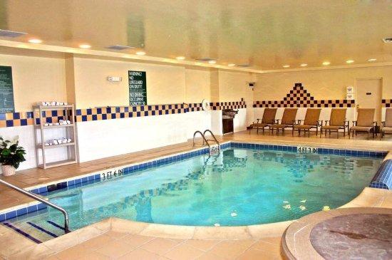Hilton garden inn detroit metro airport updated 2018 prices hotel reviews romulus mi for Hilton garden inn detroit metro airport