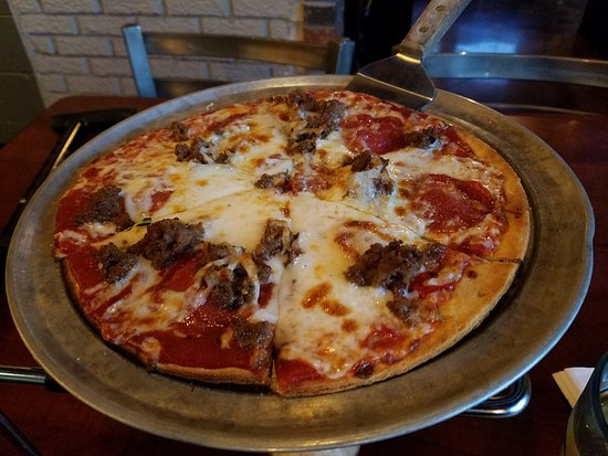Pizza Place in Carthage, Missouri. People talk about thin crust pizza, fresh buffet and garlic sauce. See reviews and recommendations/5(52).