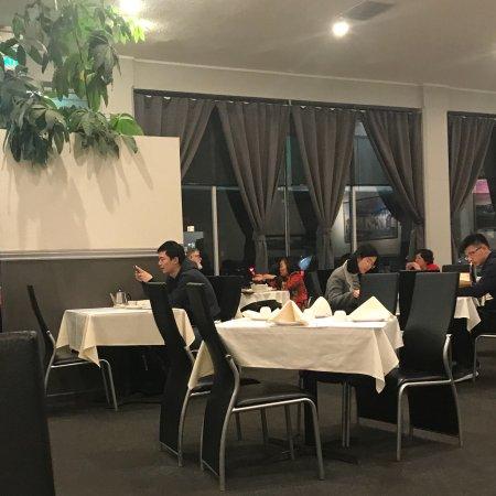 Hong Kong Restaurant: Interior