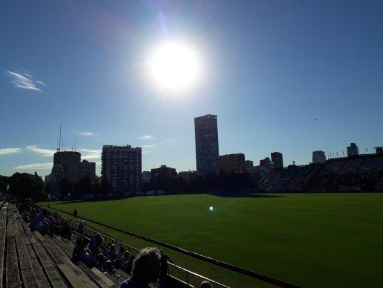 Campo Argentino de Polo: sol a pleno