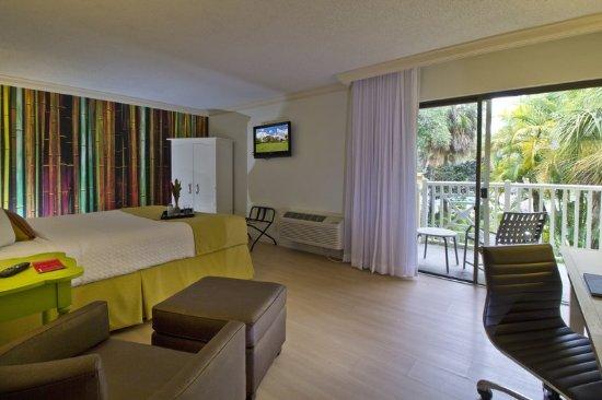 Miami Lakes, FL: Guest room